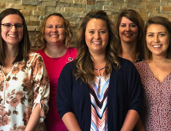 Madison Front desk Team