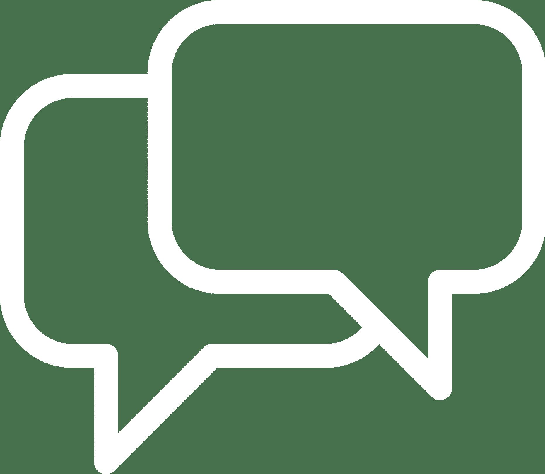 Associated Dentist Speech Bubbles